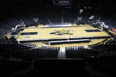 Wichita State University Athletics Online Ticket Office Seating